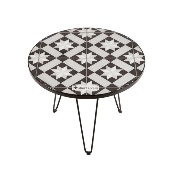 Bijzondere Side Table.Side Table Sultan