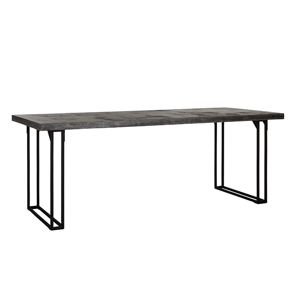 Incredible Dining Table Mont Blanc Rectangular Ncnpc Chair Design For Home Ncnpcorg