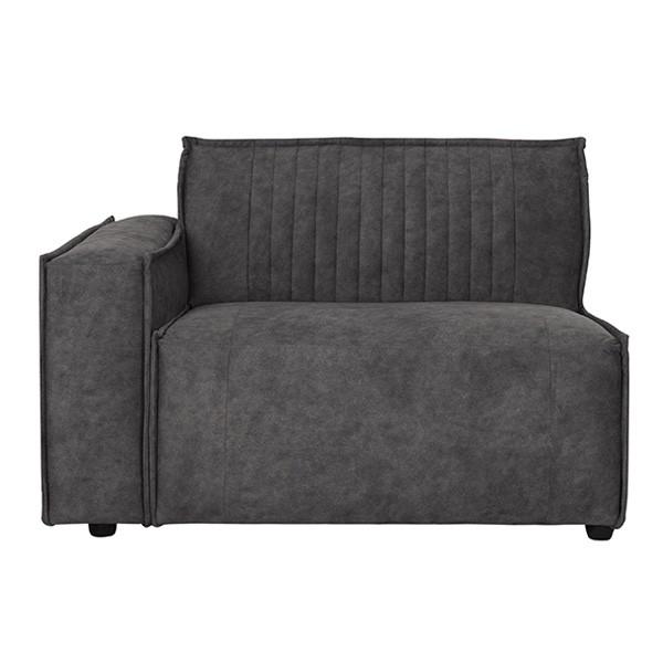 Amazing Sofa Element Rally 1 Arm Left Machost Co Dining Chair Design Ideas Machostcouk